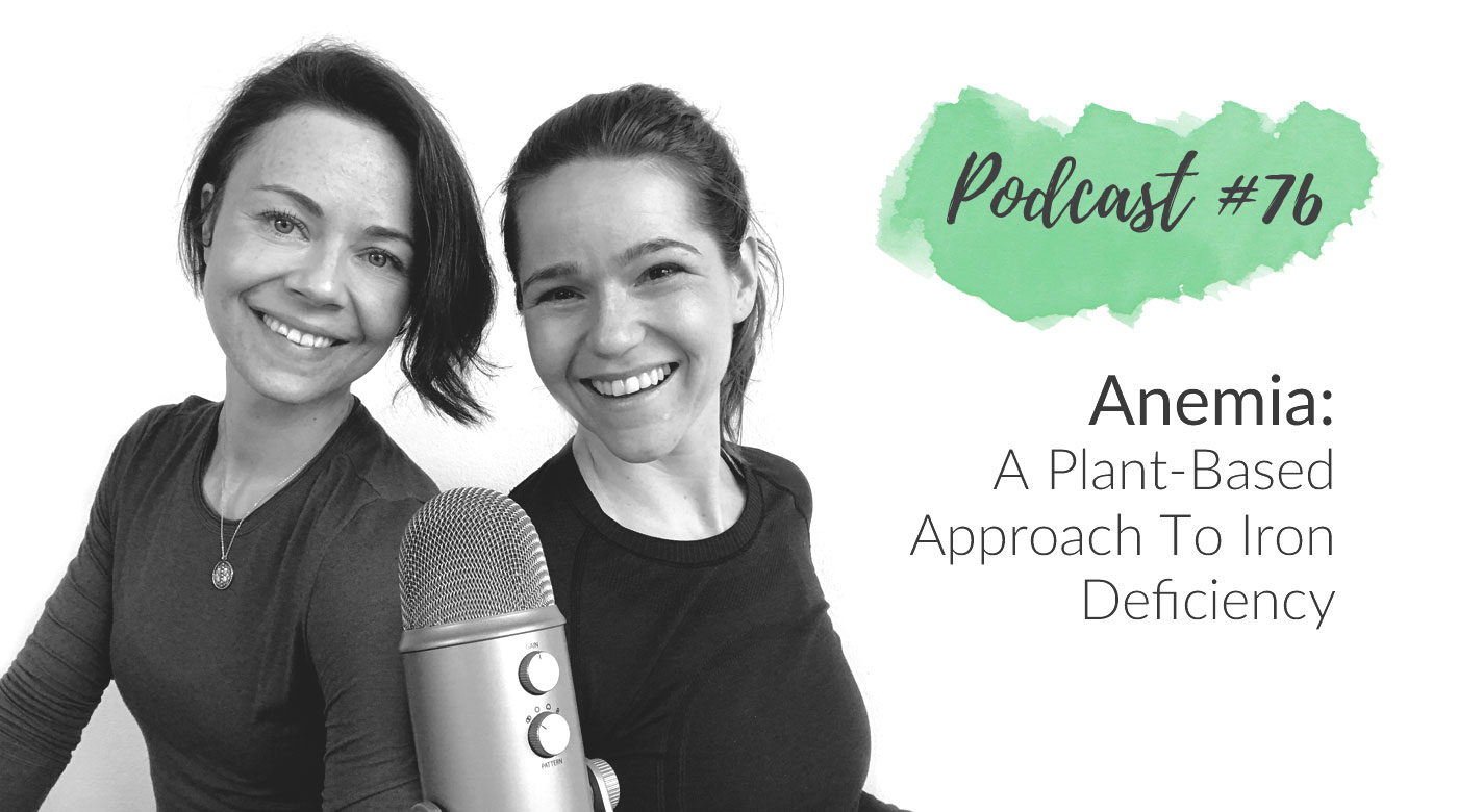 This is a podcast about Anemia made by Nikki and Zuzana