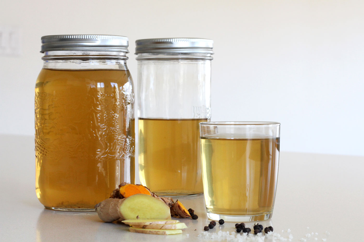 Vegan Gut Microbiome Broth Recipe helps you rebuild your gut and health system