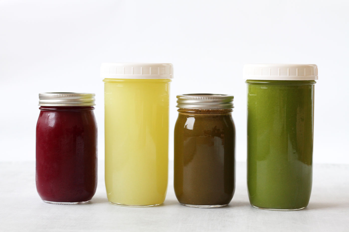 1 day juice cleanse recipe